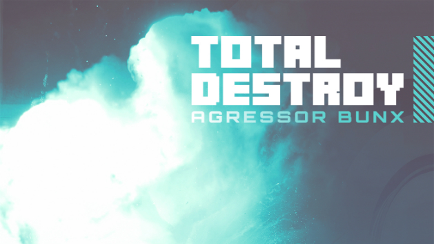 Agressor Bunx-Total Destroy Art