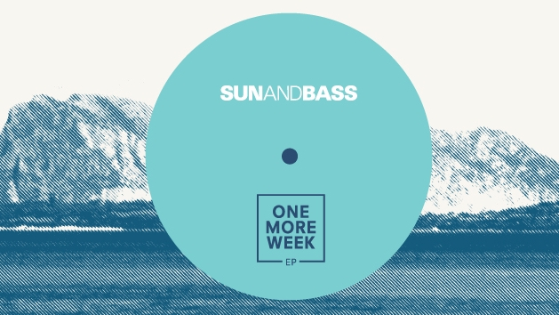 FD & ArpXP - One More Week EP Art -SUNANDBASS