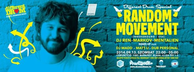 randommovement-flyer